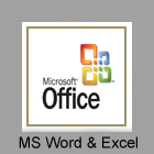 Computer Lessons for MS Excel & MS Word